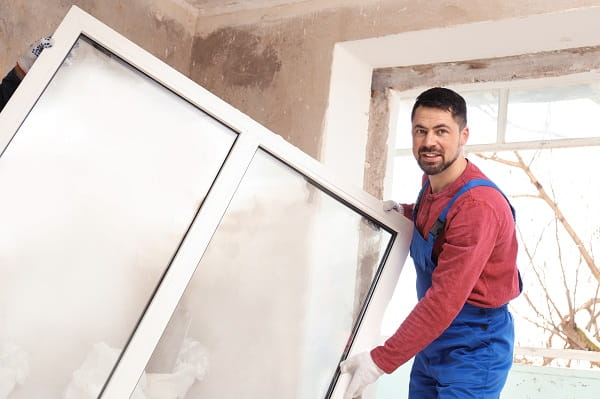 colocar instalar ventanas aluminio poner