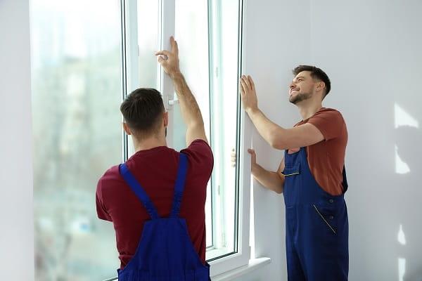 colocar ventanas aluminio brc